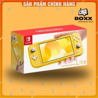 Máy chơi game Nintendo Switch Lite - Màu Gray, bảo hành 12 tháng kèm quà tặng thumbnail