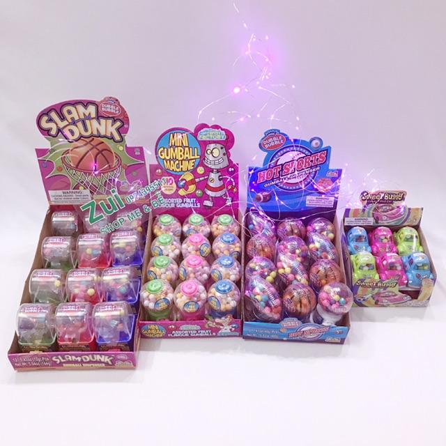 Máy bán kẹo cao su đồ chơi mini cho bé 3y+