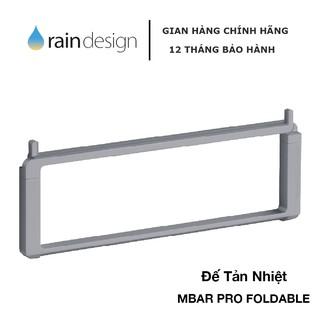GIÁ ĐỠ TẢN NHIỆT RAIN DESIGN (USA) MBAR PRO FOLDABLE LAPTOP GRAY - RD-10082-10083 HÀNG CHÍNH HÃNG thumbnail