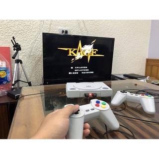 Máy Chơi Game 4 Nút 600 trò - Máy chơi điện tử dùng cho mọi tivi thiết kế 2 tay cầm dây dài chuyên nghiệp thumbnail