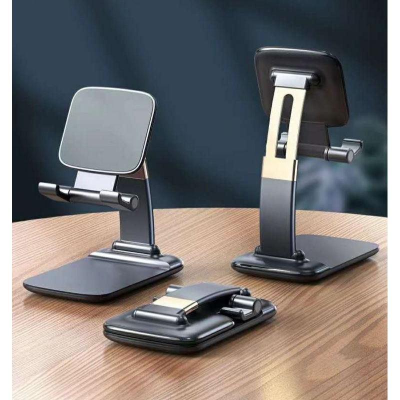 Giá đỡ điện thoại dùng để bàn thiết kế có thể gập lại và điều chỉnh đa năng