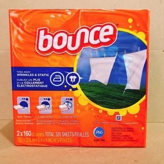 Giấy Thơm Quần Áo Bounce 160 tờ 320 tờ Của Mỹ thumbnail
