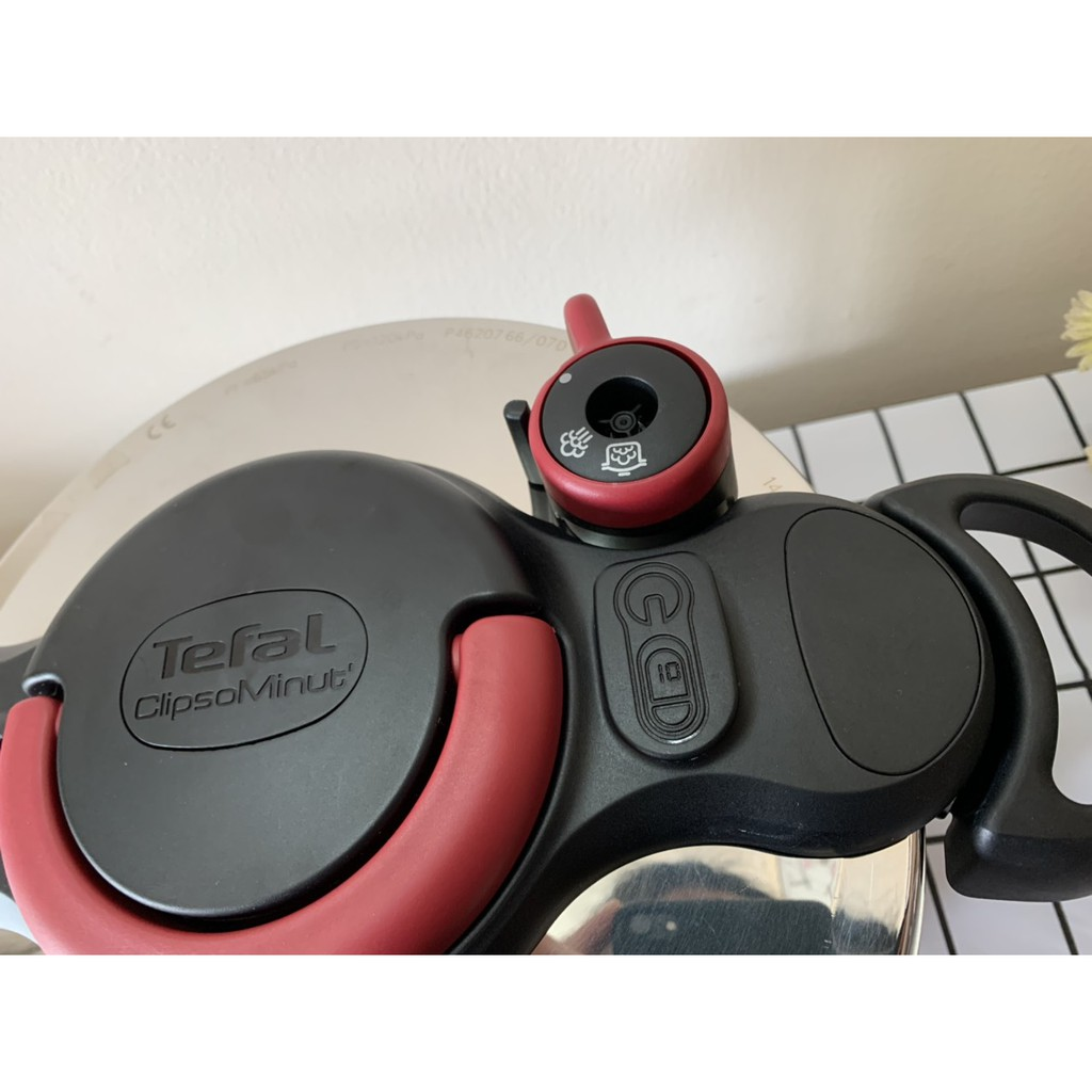 Nồi áp suất Tefal Clipso 9L - Made in France