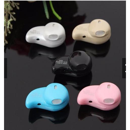 Tai nghe Bluetooth S530 - mini - Hạt đậu