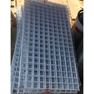 Miễn ship: Tấm lưới treo phụ kiện 100 x50 cm(khung lưới, ô lưới, phên, mành)