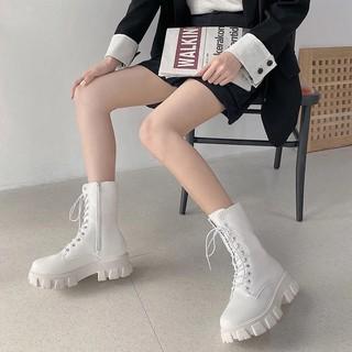 Boots ulzzang thời trang teen giá rẻ