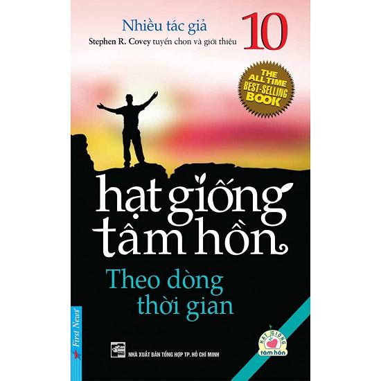 Hạt Giống Tâm Hồn 10 ( giá bìa 42.000 vnđ)