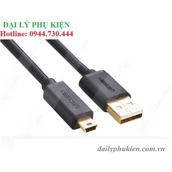 Cáp mini USB sang USB 3m UGREEN 10386