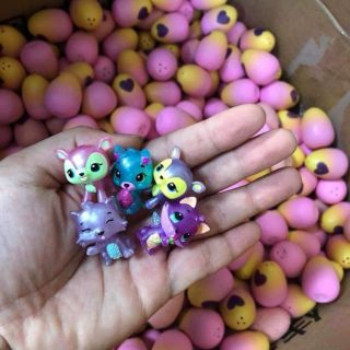 Trứng Hatchimals cho bé