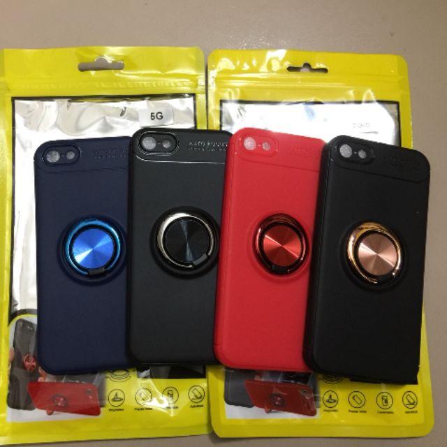 Ốp lưng auto focus kiêm ring iphone 5