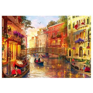 Y☆ 1000 Pcs / Pack Adult Puzzles Large Size Assemble Paper Jigsaw Educational Gift
