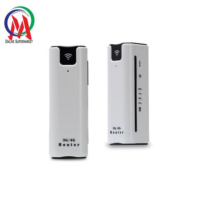 Phát wifi có Pin dự phòng 2.200Mah