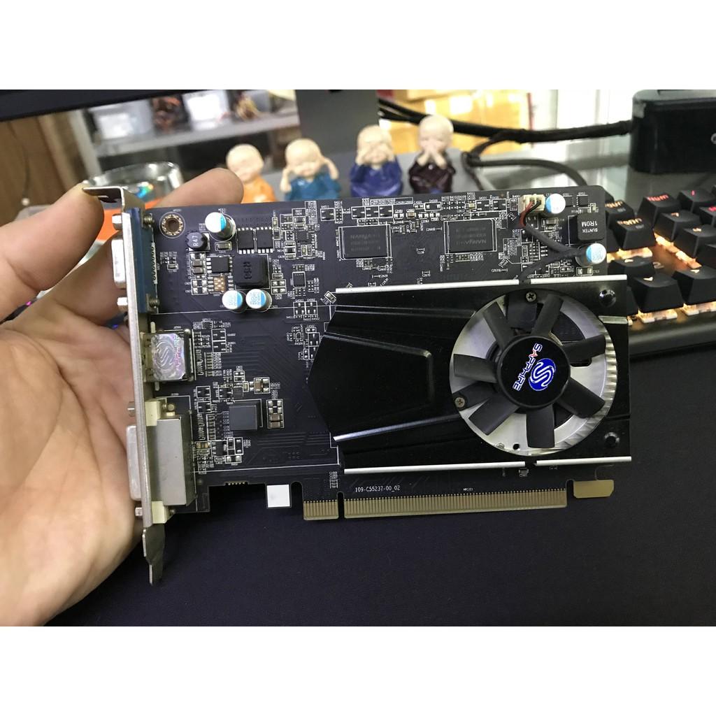 Card màn hình Saphire R7 240 2GB DDR3 (còn bảo hành 01/2019)