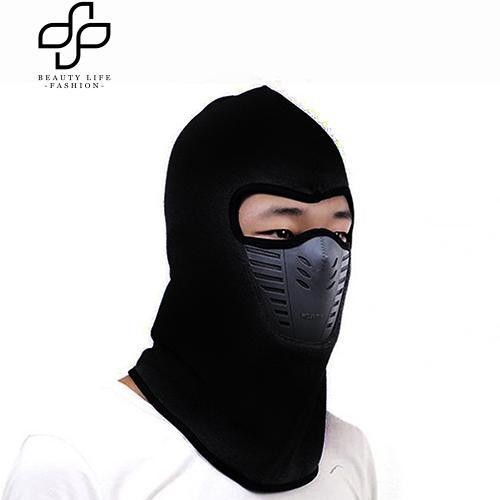 Khăn trùm mặt nạ ninja cho dân phượt