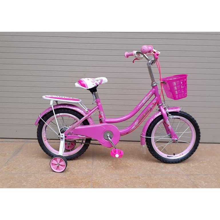Xe đạp mini Nữ cho bé 5-8 tuổi (hàng liên doanh)