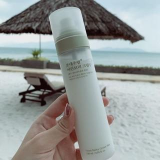 Xịt Khoáng Lúa Mạch So'Natural Green Barley Cream Mist Hàn Quốc (tuýp 120ml)