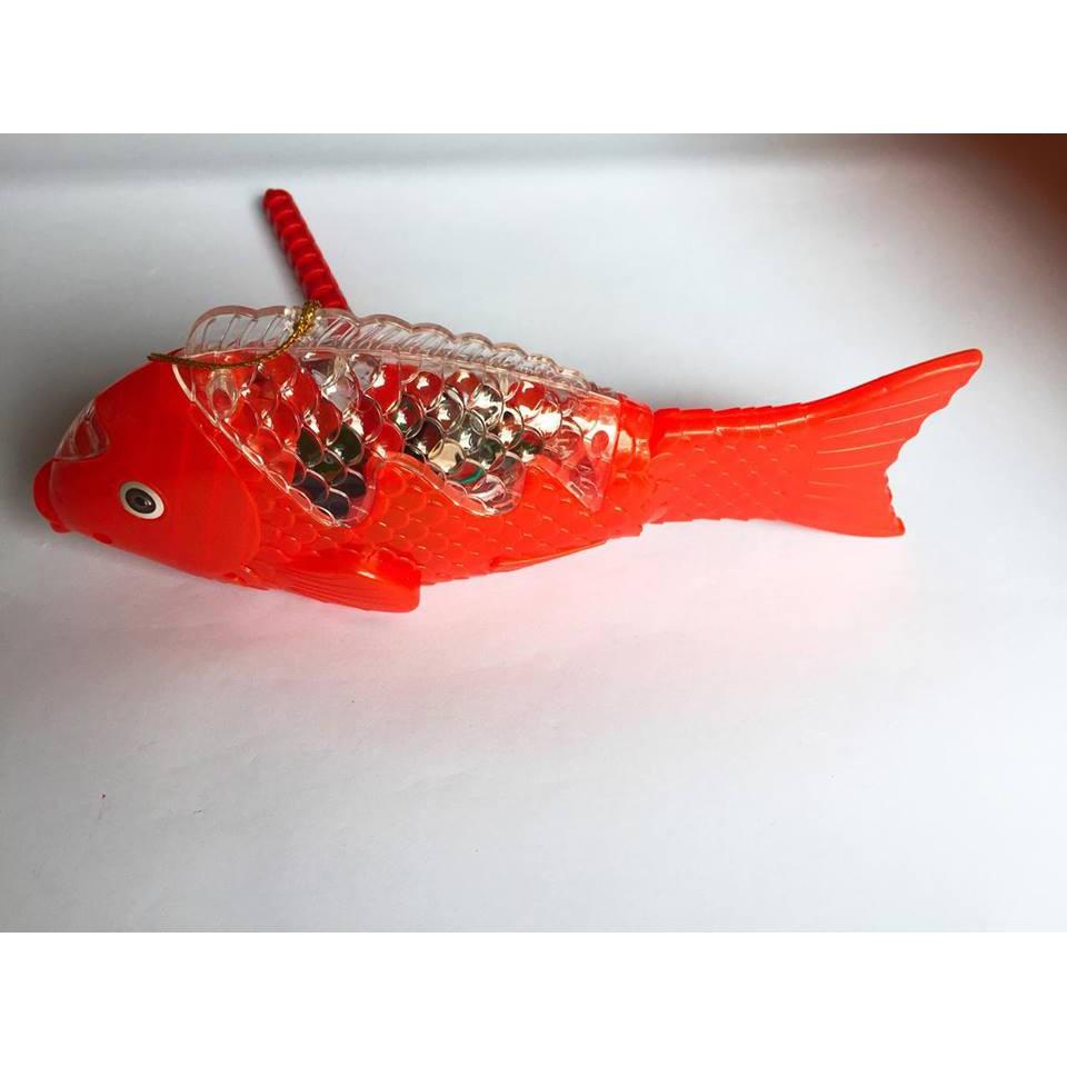 Lồng đèn trung thu hình cá