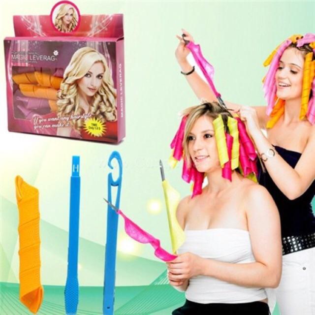 [SALE 10%] Bộ đồ nghề uốn tóc không nhiệt Magic Leverag - 2476055 , 22794789 , 322_22794789 , 70000 , SALE-10Phan-Tram-Bo-do-nghe-uon-toc-khong-nhiet-Magic-Leverag-322_22794789 , shopee.vn , [SALE 10%] Bộ đồ nghề uốn tóc không nhiệt Magic Leverag