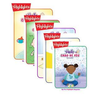 Sách Hello bé yêu - dành cho bé ( 0-2 tuổi) thumbnail