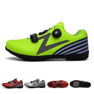 Giày đi xe đạp nam giày thể thao đạp xe chuyên nghiệp thoáng khí Giày leo núi Men's Cycling shoes