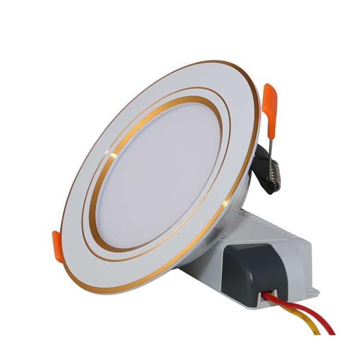 Đèn LED Âm Trần Downlight đổi màu Rạng Đông D AT10L DM 110/9W (G)