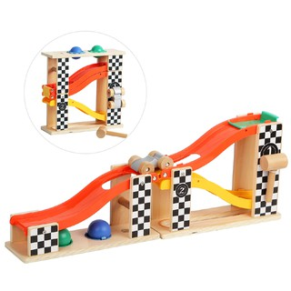 🚀WOW✈ TopBright 150168 Track Toys Racing Slide Ladder 31*10.5*30.6CM Educational Gift 🔥