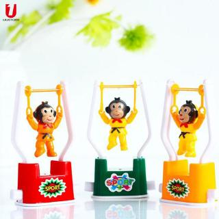 Gymnastics Monkey Flip Toy Fun Funny Children Creative Toys Random Color