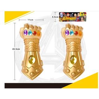 Găng tay chiến đấu Avenger Thanos vô hạn