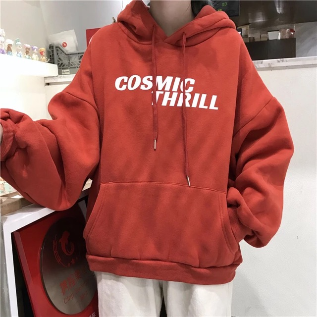 Áo hoodie cosmic thrill