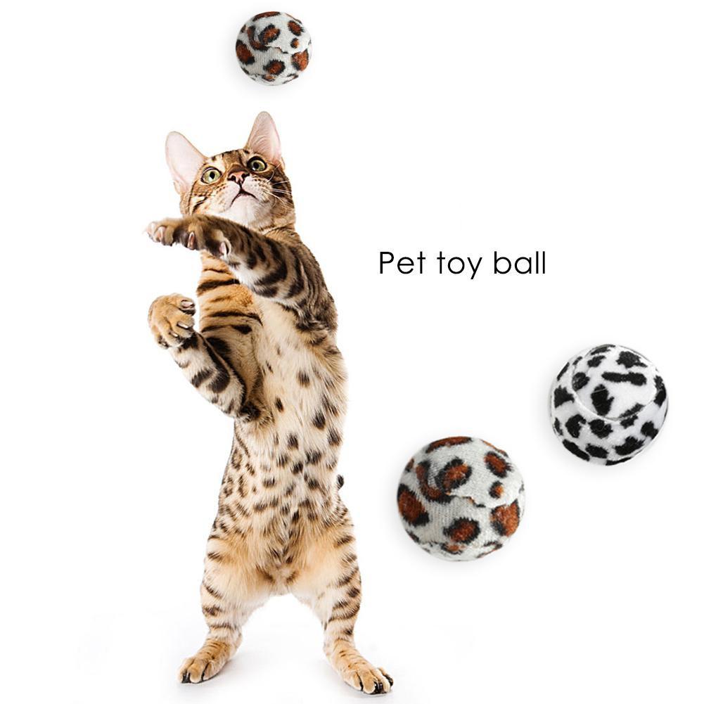 Bộ 12 quả cầu đồ chơi họa tiết da báo dành cho mèo - 21853141 , 2901874614 , 322_2901874614 , 48800 , Bo-12-qua-cau-do-choi-hoa-tiet-da-bao-danh-cho-meo-322_2901874614 , shopee.vn , Bộ 12 quả cầu đồ chơi họa tiết da báo dành cho mèo