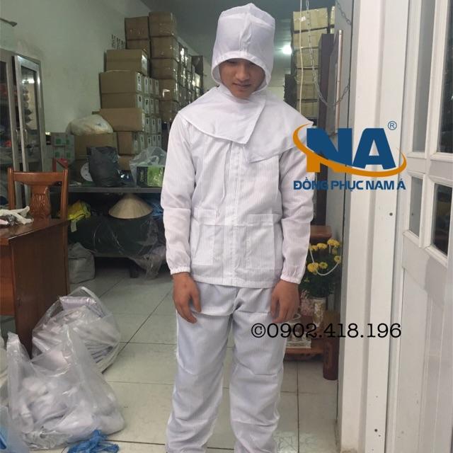 Bảo hộ phòng sạch tại Đà Nẵng