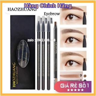 Chì Xé Kẻ Mày Haozhuang Eyebrow Pencil Sắc Nét thumbnail