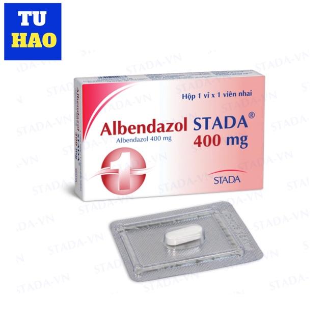 ✅ (CHÍNH HÃNG) Albendazol STADA 400 mg - 2619873 , 959095887 , 322_959095887 , 6000 , -CHINH-HANG-Albendazol-STADA-400-mg-322_959095887 , shopee.vn , ✅ (CHÍNH HÃNG) Albendazol STADA 400 mg