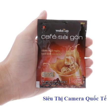 1 Gói Nhỏ 1K5 Wake Up Cafe Sài Gòn Cà phê sữa hòa tan