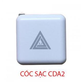 Cóc Sạc Thông Minh 2 USB CDA2 Hãng KHAI DUY Bảo Hành 1 năm 1 đổi 1