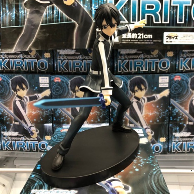 [Figure Real] Mô hình Sword Art Online Kirito – SAO Furyu