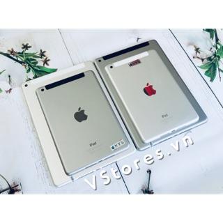 Máy tính bảng iPad Mini 3 16Gb 4G 99% nguyên zin đen trắng