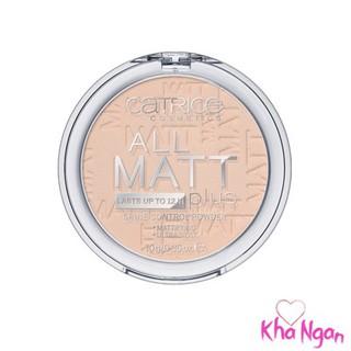 Phấn phủ Catrice All Matt Plus Shine Control Powder thumbnail