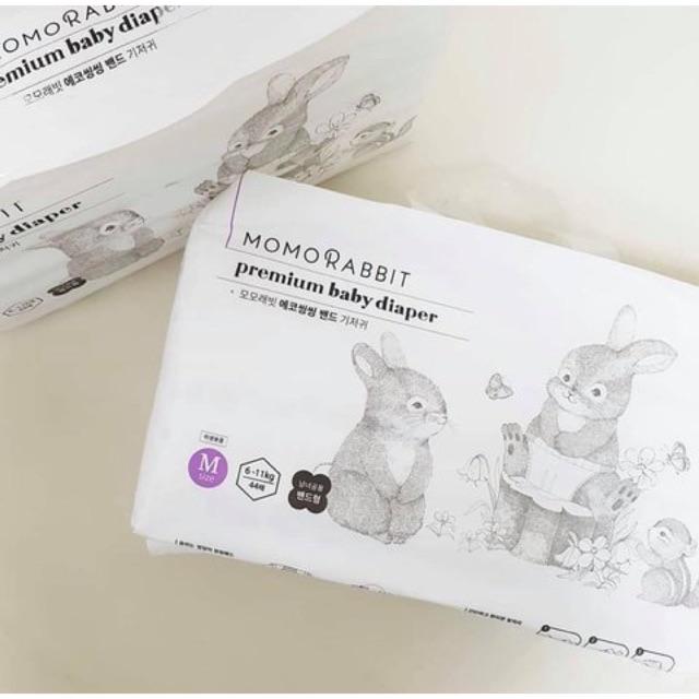Bỉm Momo Rabbit xách tay