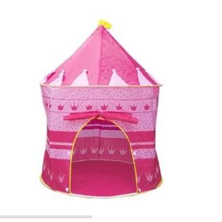 Lều chơi công chúa- hoàng tử cho bé