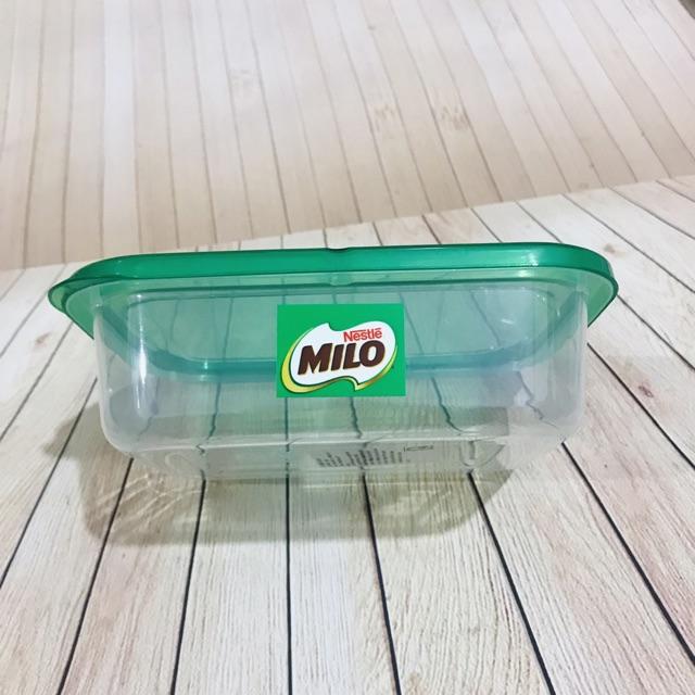 Hộp nhựa bảo quản thực phẩm milo