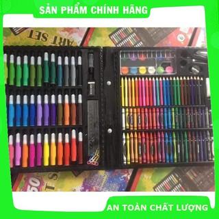 [Hỗ trợ giá] Bộ tô màu ART SET 150 chi tiết_Đảm bảo chất lượng