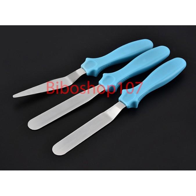[Siêu rẻ] Bộ 3 dao chà láng tiện dụng