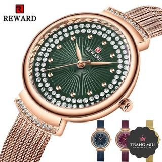 Đồng Hồ Nữ Reward KT22008A Chính Hãng 2019 NEW Bảo Hành 12 Tháng Top Brand Luxury Hàng Nhập HongKong I
