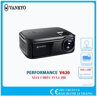Máy chiếu VANKYO V620 độ phân giải Full-HD 1080p - Bảo hành 24 tháng chính hãng thumbnail
