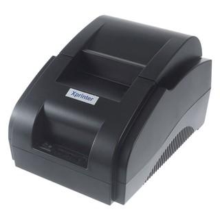 Máy in hóa đơn Xprinter XP-58IIH (tặng 2 cuộn giấy in)
