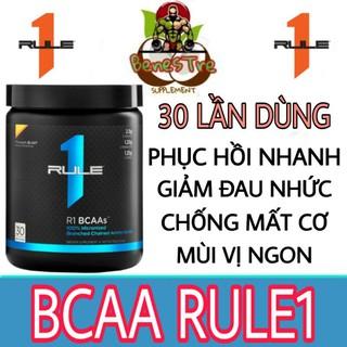 Thực Phẩm Bổ Sung Phục Hồi Phát Triển Cơ Rule 1 BCAA 60 Lần Dùng