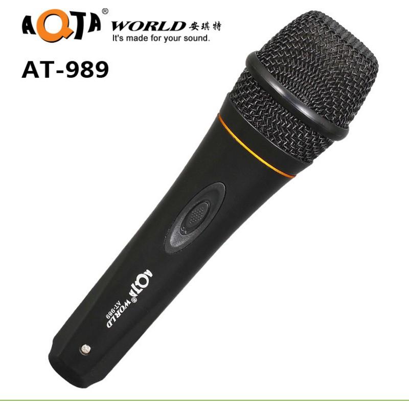 Mic Hát Karaoke AT - 989 -DC2512