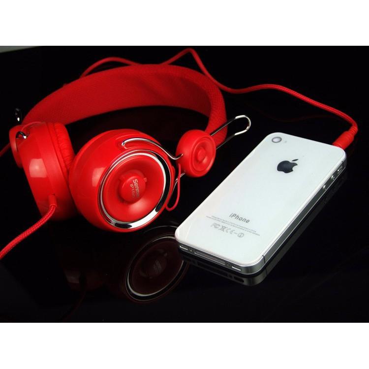 Headphone chụp tai có mic Senmai chính hãng cực hay