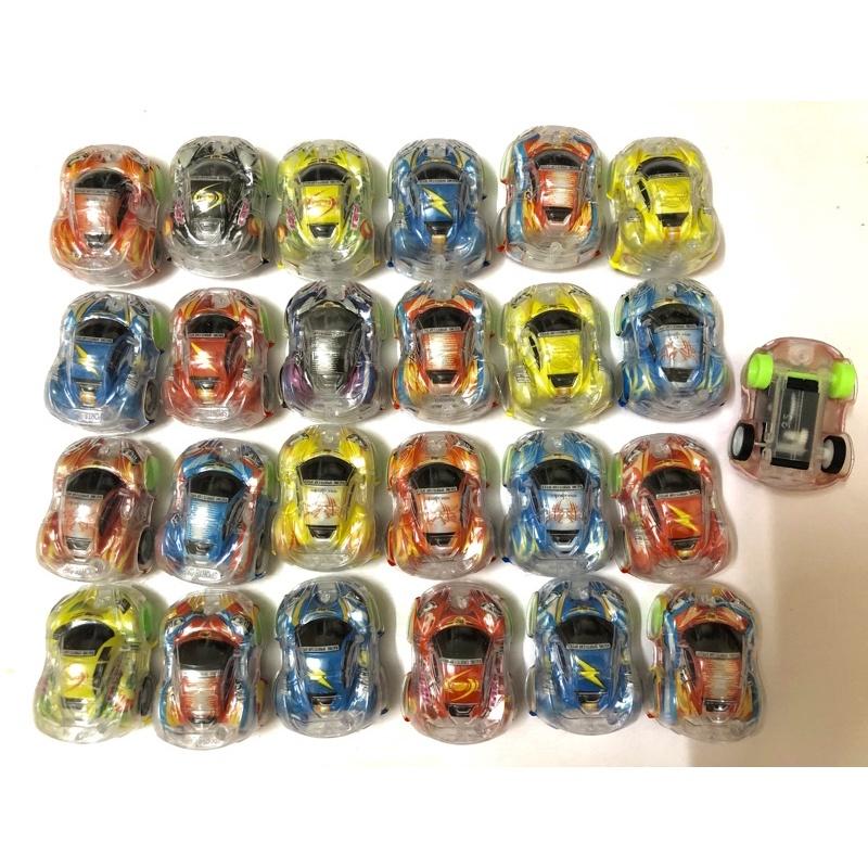 Bộ 25c ô tô mini chạy cót nhiều màu cho bé